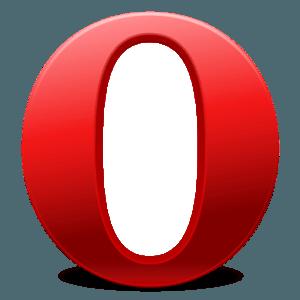 صورة متصفح برنامج اوبرا