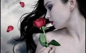 وصف حب و كلمات عشق
