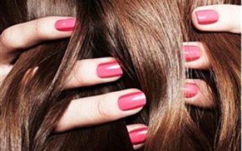 لجمال الشعر والأظافر