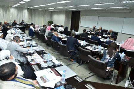 تسهيل تطبيق المعايير الصادرة عن مجلس الخدمات الاسلامية