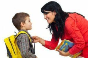 تهيئة الطفل نفسيا وجسديا للمدرسة