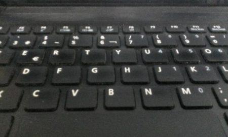 لوحة مفاتيح الكمبيوتر