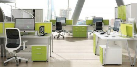 المكاتب يحتوي على البكتريا وجراثيم