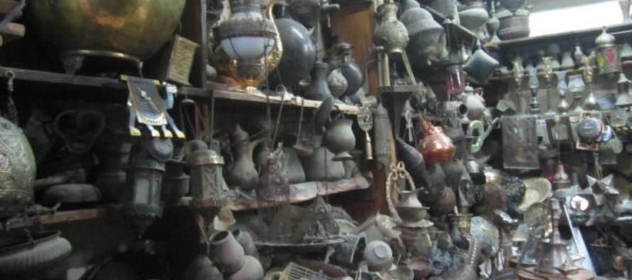 علماء في أوروبا يكتشفون مصدر النحاس في مصر القديمة.