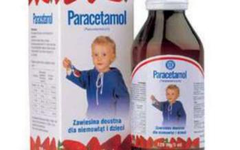 تناول الباراسيتامول و خطر الإصابة بالربو