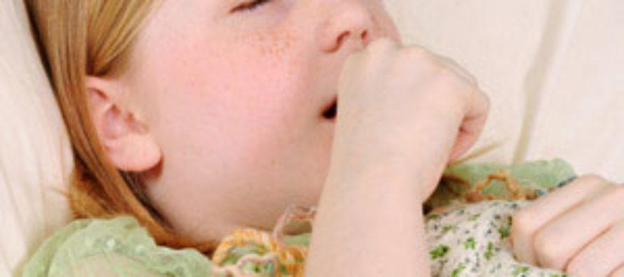 السعال الليلي عند الأطفال