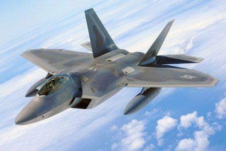 "أف-22 رابتور"" (F-22 Raptor)"