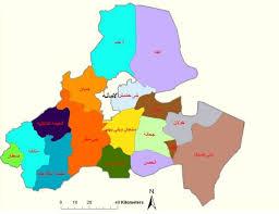 خريطة صنعاء
