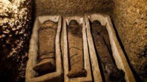 العثور على اكتشافات أثرية بالغة الأهمية