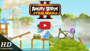 Game Angry Birds Star Wars II