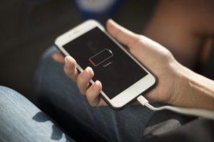 بطارية هاتفك وكيفية إستخدامها الصحيح.