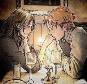 عندما تحب من يحبك فــ اعلم أنك ستعشـق الحياة