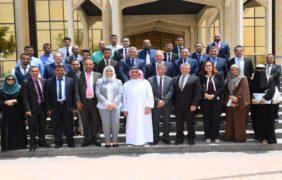 المساهمة في دعم جهود السلطات اليمنية لتطوير نظم الدفع والبنية التحتية المالية