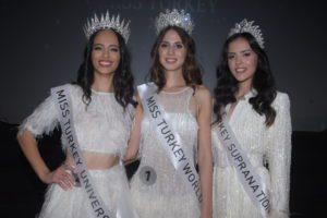 ملكة جمال تركيا 2019 - حلول العالم