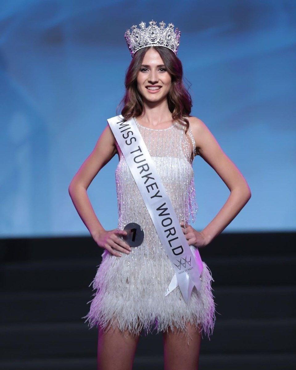 ملكة جمال تركيا - حلول العالم