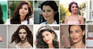 أجمل 10 ممثلات تركيات لعام 2020