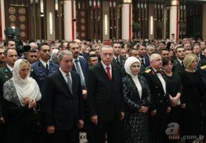 حفل استقبال يوم 29 أكتوبر للجمهورية التركية-حلول العالم