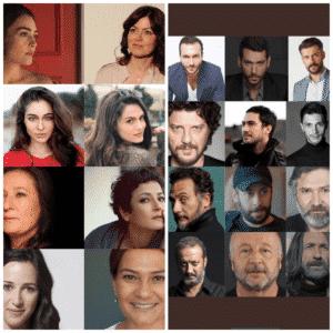 أبطال مسلسل رامو-حلول العالم
