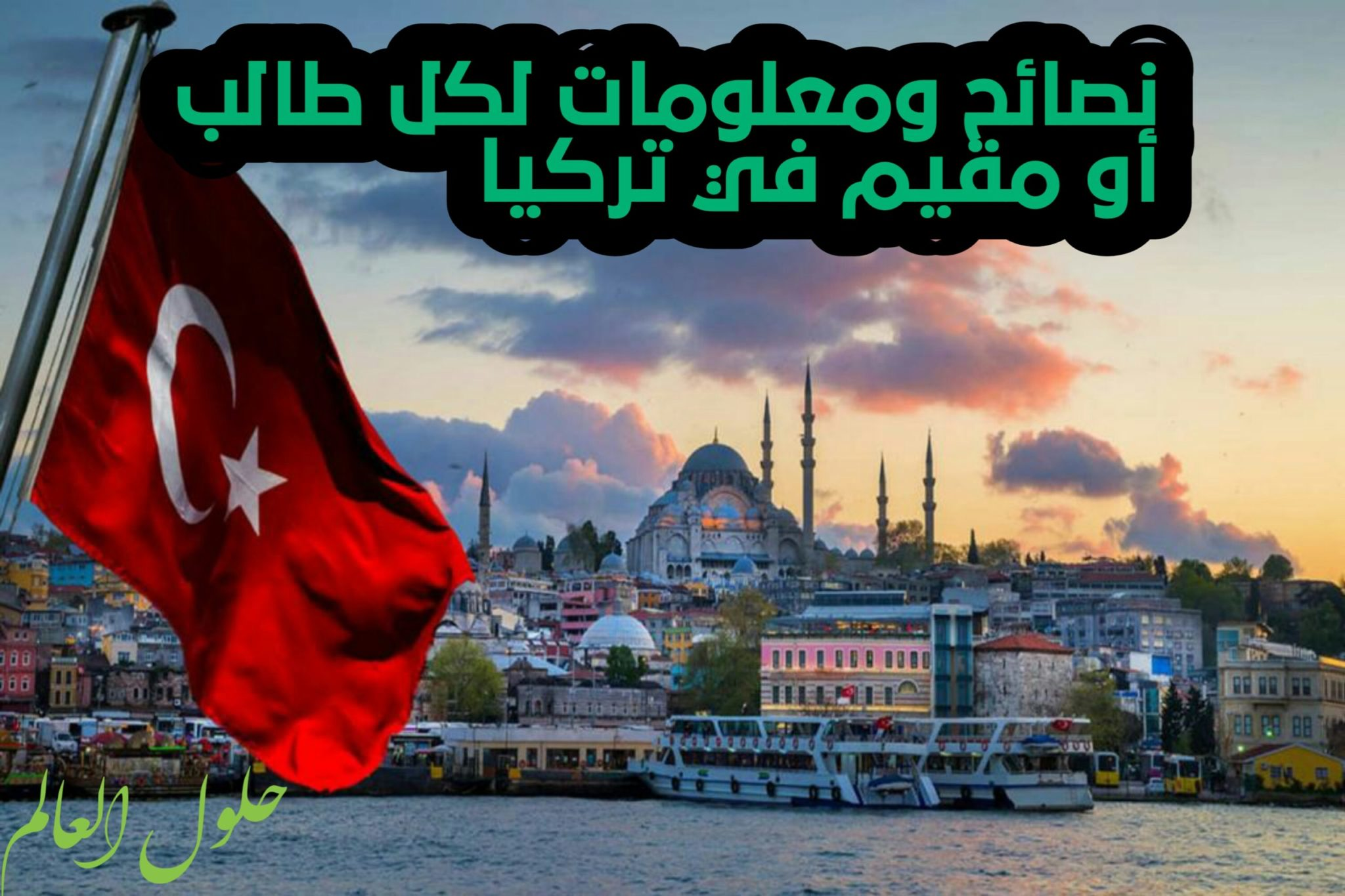 المعيشة في تركيا-حلول العالم