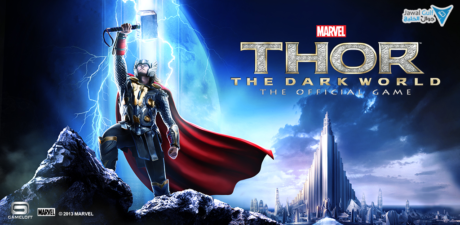 صور لعبة الثور Thor The Dark World