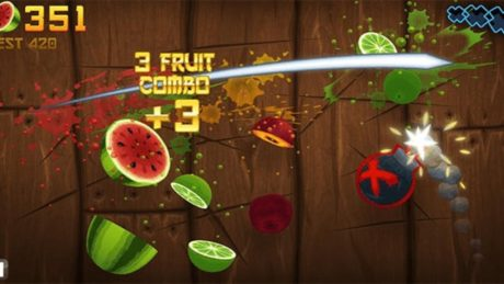 Photos of the game Ninja fruits جديد صور لعبة نينجا الفواكهه