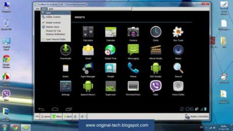 تحميل برنامج للكمبيوتر لتشغيل تطبيقات الاندرويد