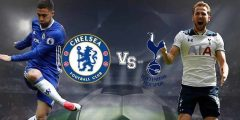 Watch the match Tottenham Hotspur and Chelsea