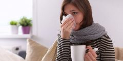 الزكام اسبابه وعلاجه Common Cold