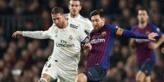 موعد مباراه الكلاسيكو برشلونه وريال مدريد|الوقت -القناه-المعلقين- التشكيله-