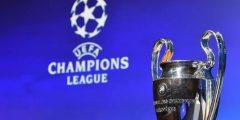 نتائج قرعه الدور16 دوري ابطال اوروبا موسم2020-2021 مواجهات ثاريه وناريه