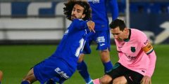 خساره مفاجاه لبرشلونه وريال مدريد في الجوله السادسه من الدوري الاسباني